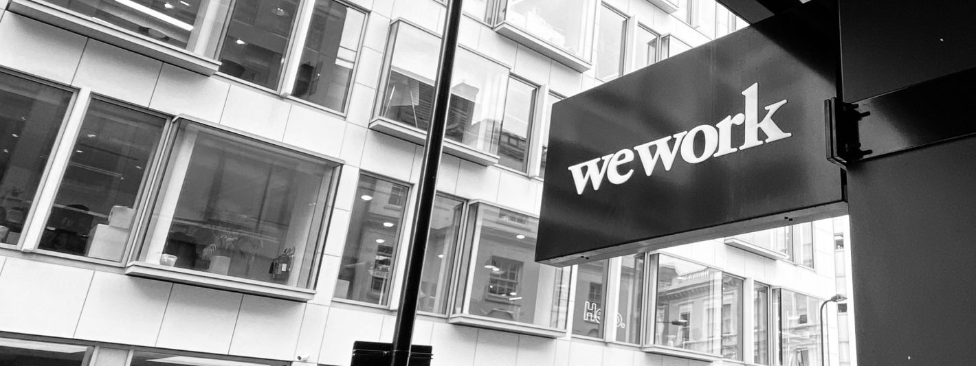 WeWork marketing strategy