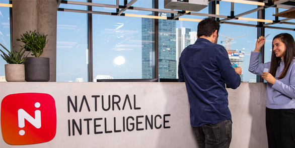 Natural Intelligence: the success story of an independent bootstrap company